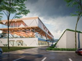 Innovation Center Debrecen 05 Bord Architecture Studio 265x198 - Gateway to Eastern Hungary