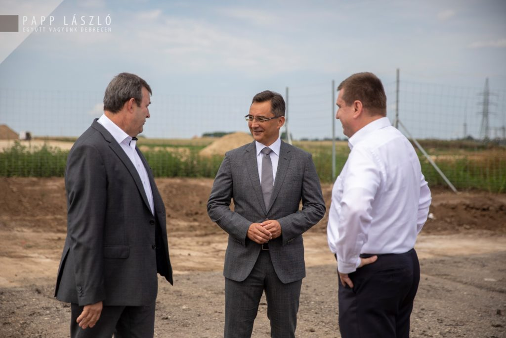 Two new junctions will help approach Debrecen from the M35 motorway 03 1024x683 - Two New Junctions Will Improve Access to Debrecen from the M35 Motorway